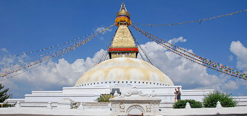 India- Nepal Buddhist Pilgrimage Tour