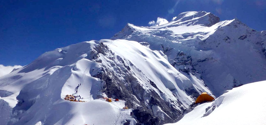 Mount Cho Oyu Expedition